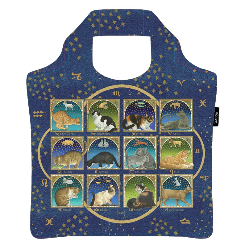 Astrology Cats design by Francien van Westering. Kaina 10,99€.